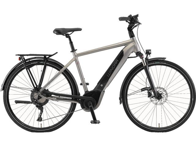 Winora Sinus iX11 Men, sandstone matte (2019) | City-cykler